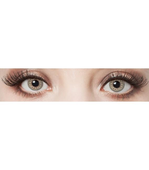 Großbild NaturalGray - farbige Kontaktlinsen ohne Stärke Bild 3