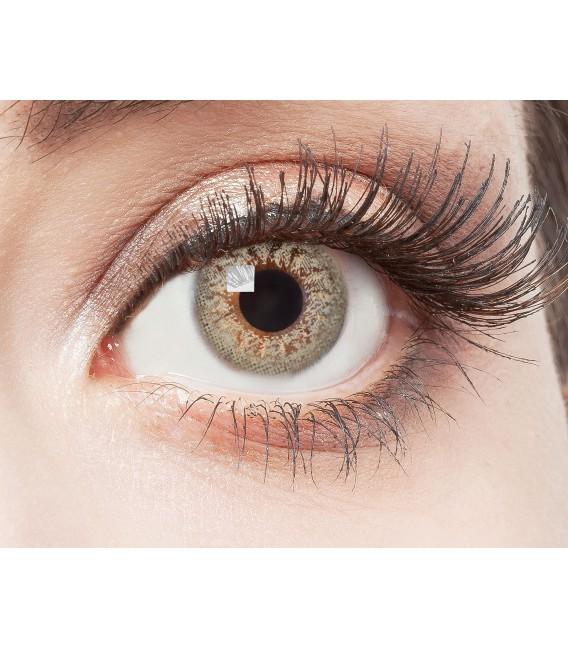 Großbild NaturalGray - farbige Kontaktlinsen ohne Stärke Bild 2