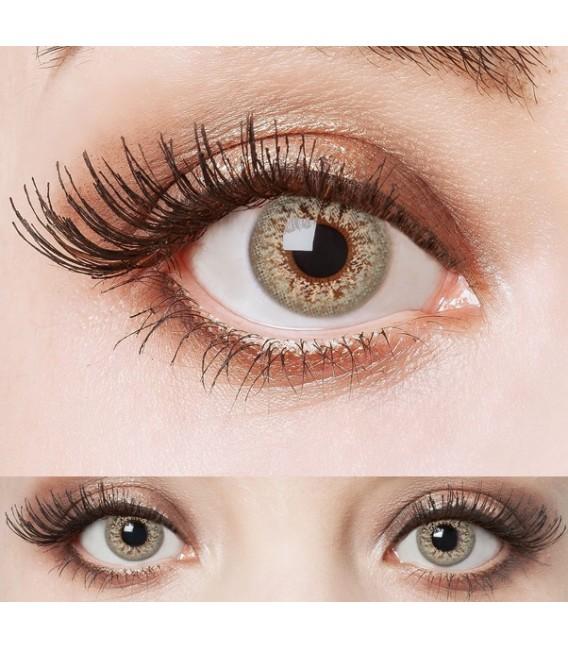 Großbild NaturalGray - farbige Kontaktlinsen ohne Stärke Bild 4