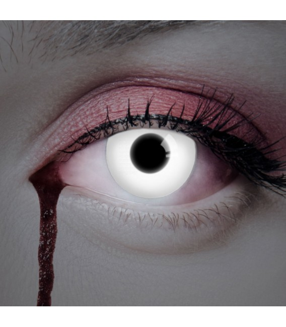 UV Snow White - farbige Kontaktlinsen ohne Stärke Bild 2 Großbild