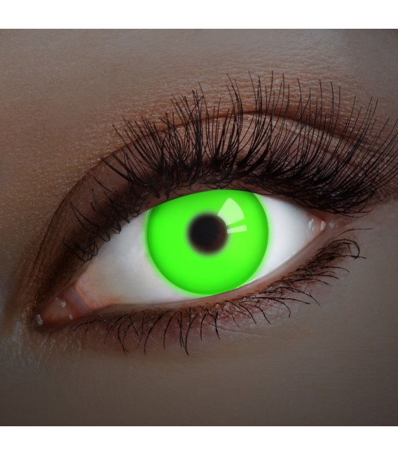 Großbild UV Grashopper - Kontaktlinsen ohne Stärke Bild 1