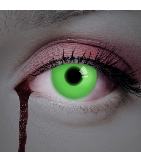 Großbild UV Grashopper - Kontaktlinsen ohne Stärke Bild 2