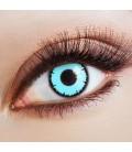 Blue Vampire - farbige Kontaktlinsen ohne Stärke