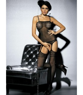 Bodystocking G303 schwarz