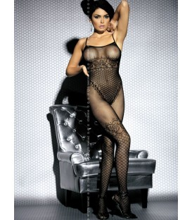 Bodystocking F202 schwarz