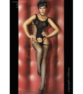 Bodystocking CR3282 schwarz