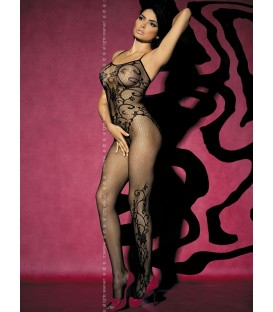 Bodystocking F205 schwarz