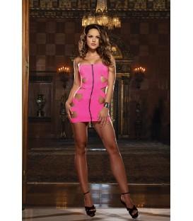 Kleid DR8044 pink