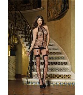 Kleid DR0123 schwarz