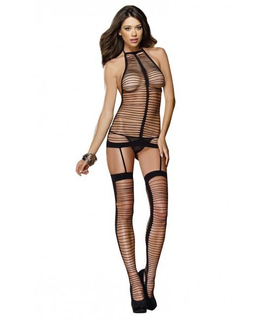 Kleid DR0123 schwarz Bild 3
