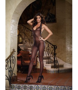 Bodystocking DR0128 schwarz