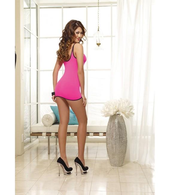 Kleid DR8085 pink Bild 2
