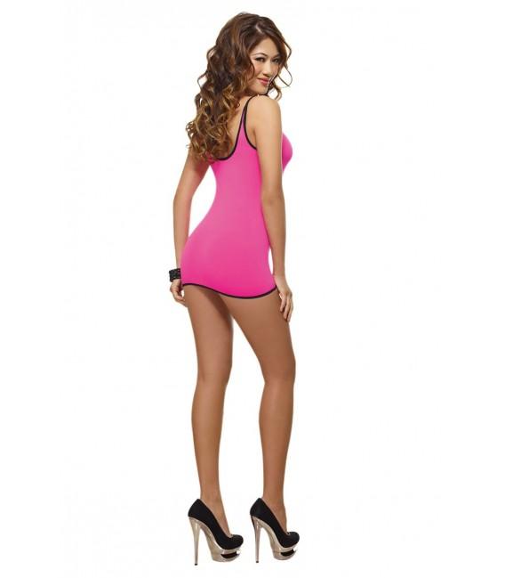 Kleid DR8085 pink Bild 5