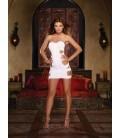 Kleid DR8044 weiß