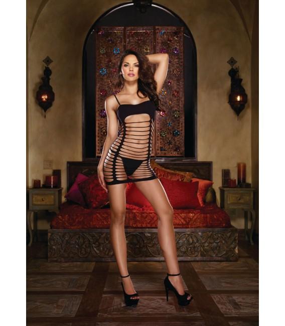 Kleid DR8698 schwarz