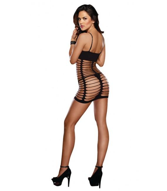 Kleid DR8698 schwarz Bild 4