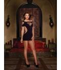 Kleid DR8703 schwarz