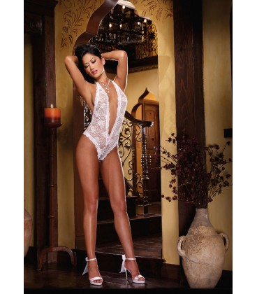 Body DR8694 weiss