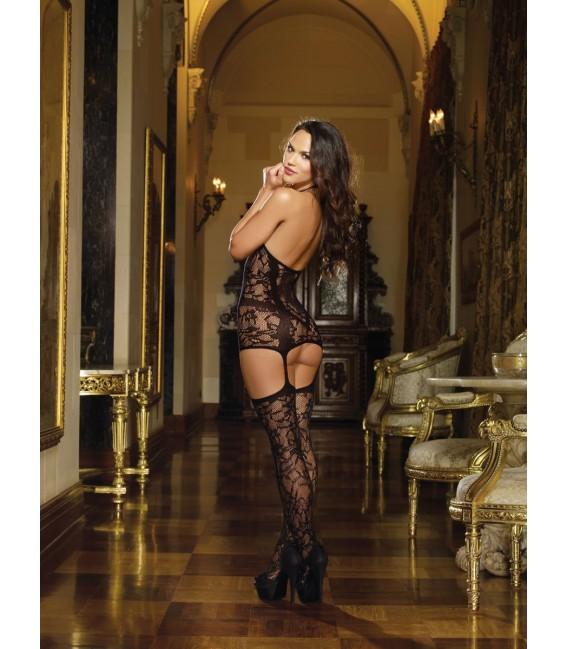 Kleid DR0145 schwarz Bild 2 Großbild