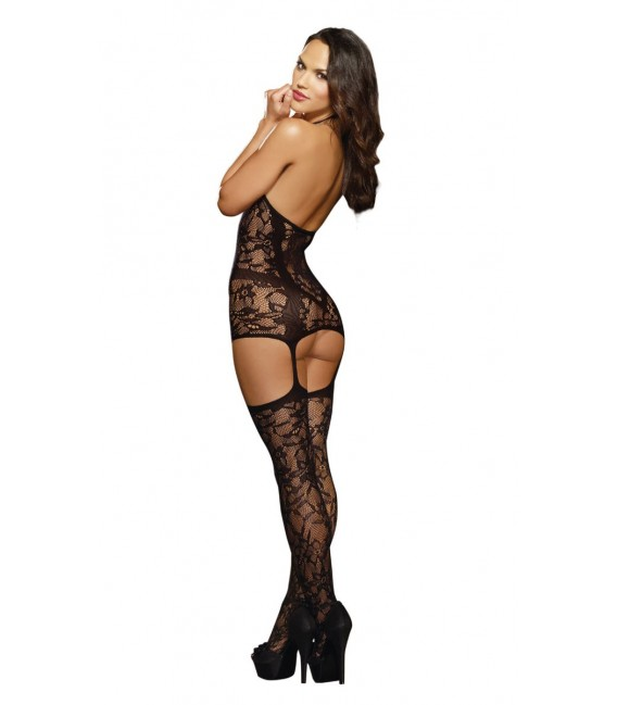 Kleid DR0145 schwarz Bild 6 Großbild