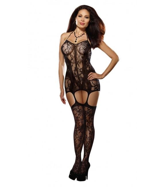 Kleid DR0145 schwarz Bild 7 Großbild
