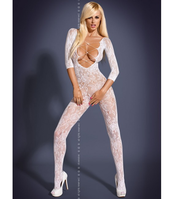 Bodystocking F200 weiß