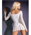 Rocker Dress weiß