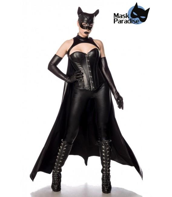 Bat Girl schwarz - AT80147 - Bild 1 Großbild
