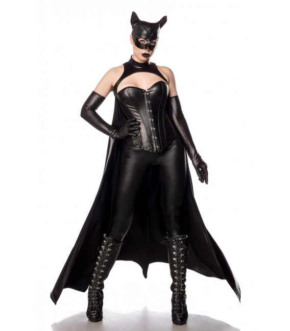 Bat Girl schwarz - AT80147 - Bild 2 Großbild