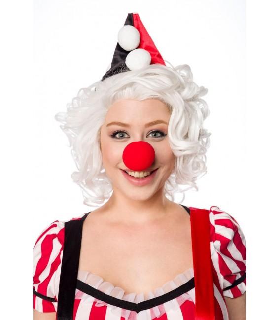 Sexy Clown rot/schwarz/weiß - AT80155 - Bild 5 Großbild