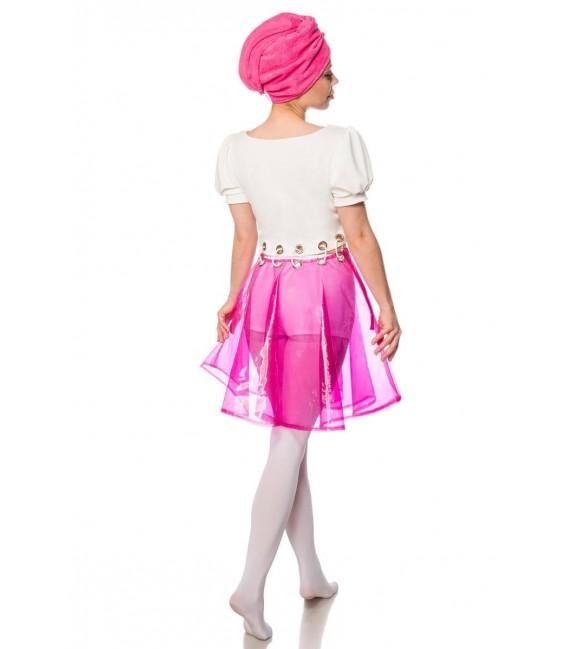 Shower Girl weiß/pink - AT80163 - Bild 3 Großbild
