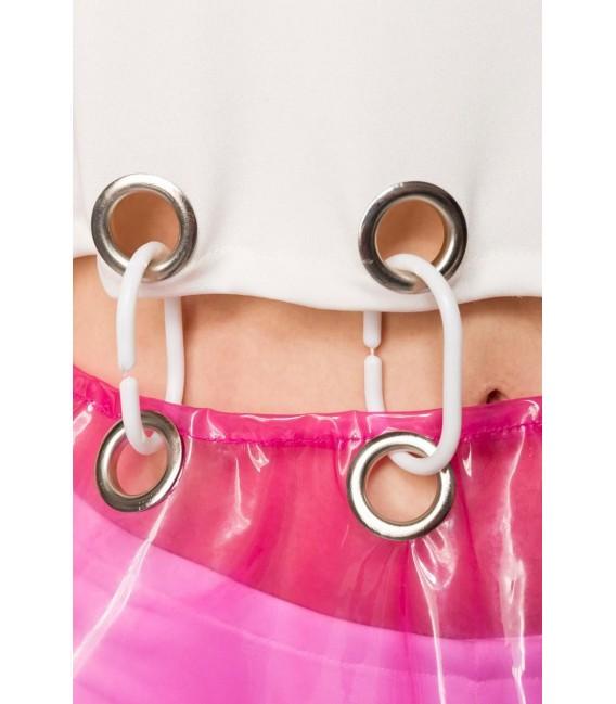 Shower Girl weiß/pink - AT80163 - Bild 5 Großbild