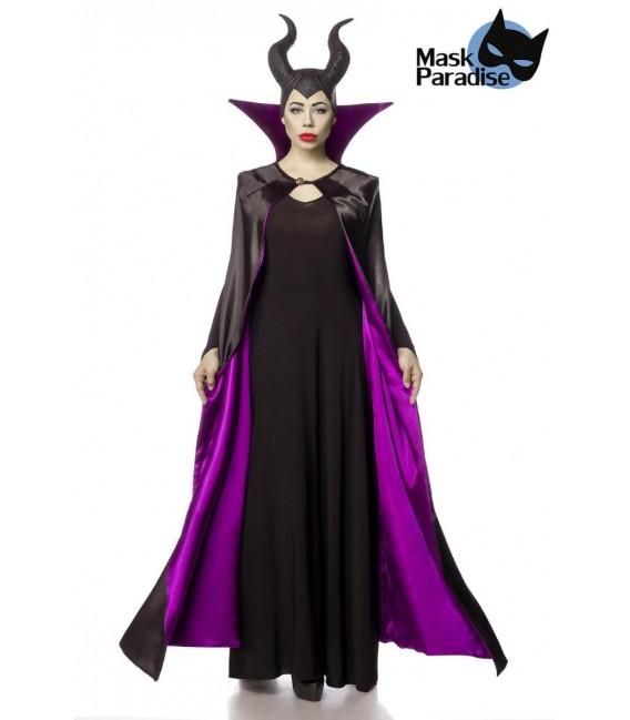 Comic Mistress of Evil schwarz - AT80160 - Bild 1 Großbild