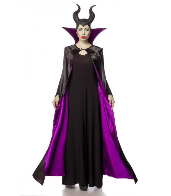 Comic Mistress of Evil schwarz - AT80160 - Bild 2 Großbild