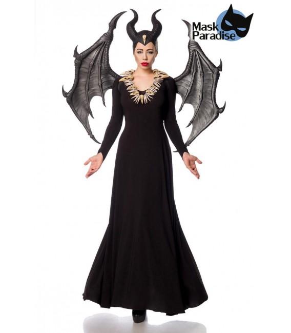 Mistress of Evil 2 schwarz - AT80144 - Bild 1 Großbild