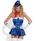 Stewardess Corsage