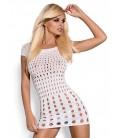 Rocker Dress short weiß