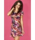 Kleid CR3682 pink