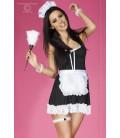 Hausmädchen-Kostüm CR3626