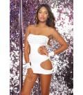 Kleid DR8704 weiß