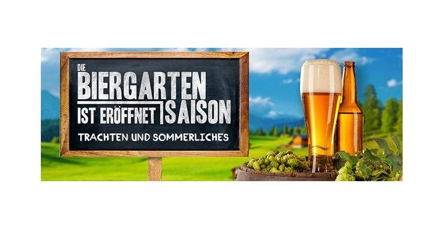 Dirndl-Rabatt 2018 Biergarten