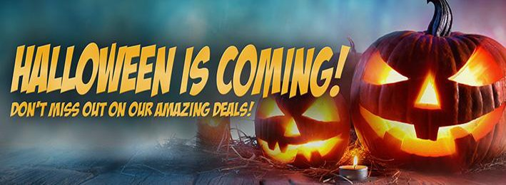 Halloween Costumes - Check our amazing Deals !